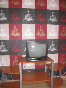 טלויזיה ו/או מרכז בידור ב-Apartment Chatalzdha