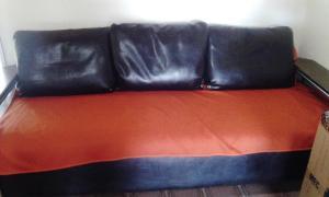 A seating area at Casa Temporada da Maria