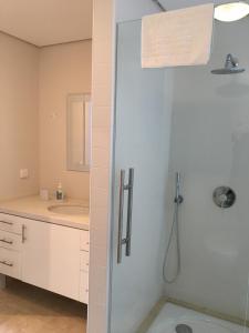 Et badeværelse på Terraços De Tavira