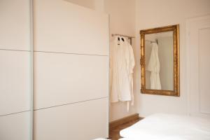 Koupelna v ubytování Palazzo am Dom