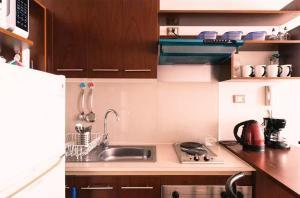 Una cocina o zona de cocina en Alejandro Aliste Nº11