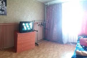 Телевизор и/или развлекательный центр в Апартамента на Большой 2