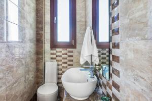 Un baño de Belohorizonte Fine Accommodation