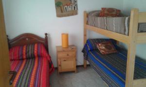 Letto o letti in una camera di El Vallecito