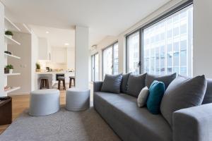 A seating area at Feels Like Home Avenida da Liberdade Luxus