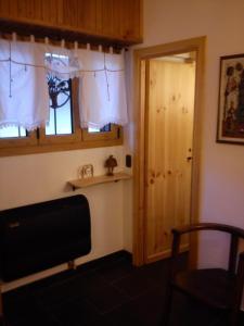 A bathroom at Grazioso appartamento al centro di Roccaraso