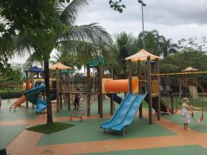 Children's play area at Verano Stay Flat Trab E Relax