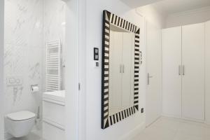 A bathroom at Apartment Sloapart