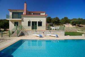 La pileta dentro o cerca de Utopia Luxury Villa