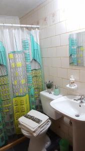 Un baño de Casa Sur