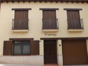 EL LABRIEGO, Casa rural