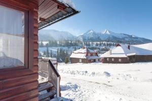 Privát Bellevue Ždiar 434 v zime