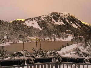 Sundance Mountain Resort im Winter