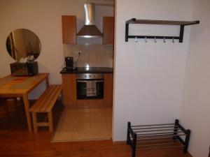 Cucina o angolo cottura di Peter's appartement
