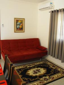 Zona de estar de Residencial Vaz da Silva