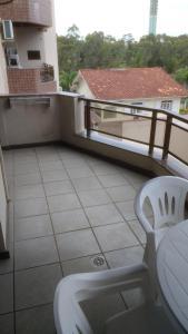 Un balcón o terraza de Ilha Morada