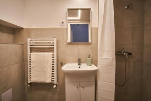A bathroom at HILD-2 Apartments | Budapest