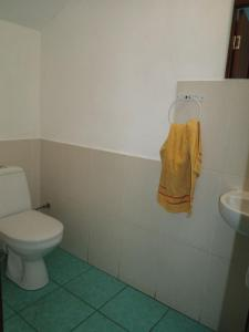 A bathroom at Дом