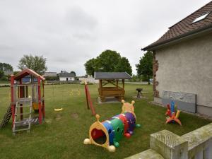 Children's play area at Haus Drachenflieger - XXL Fewo Kerstin/Matthias