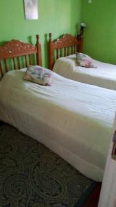 Cama o camas de una habitación en Apartamento Las Marías