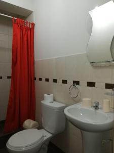 Un baño de Radiante Flat Urpicha