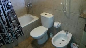 Un baño de Bariloche alojamiento