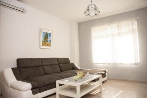 A seating area at Apartment Kasalo