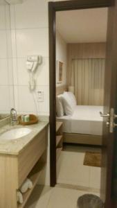 A bathroom at Beach Class Convention