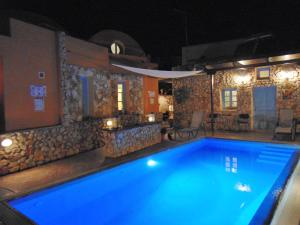 The swimming pool at or close to Archangels Traditional Houses