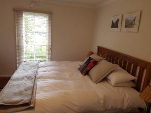 A bed or beds in a room at Sunny Lane