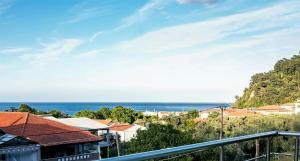 Γενική θέα στη θάλασσα ή θέα στη θάλασσα από  αυτή η παραθεριστική κατοικία