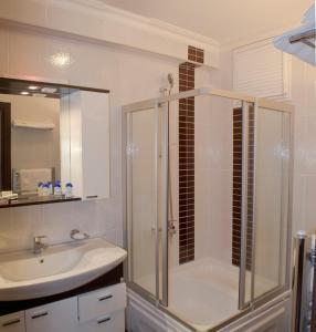 Ванная комната в The Bosphorus House