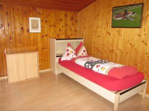 Ein Bett oder Betten in einem Zimmer der Unterkunft Apartment Michel
