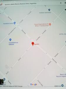 A bird's-eye view of M&A Apartamentos Temporales