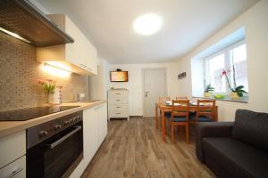 A kitchen or kitchenette at Danijela & Gregor