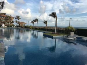 Bazén v ubytování Mandara Lanai nebo v jeho okolí