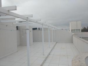 A balcony or terrace at Ap Lagoa