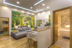 Posedenie v ubytovaní Splendid Central Home