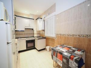 Küche/Küchenzeile in der Unterkunft Elegante piso en calle Goya
