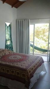 Cama o camas de una habitación en Monsal Apartamento