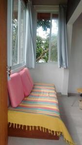 Zona de estar de Monsal Apartamento
