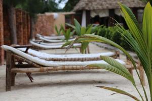 Вътрешен двор или друго открито пространство в Kigwedeni Villas