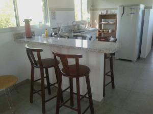 Una cocina o zona de cocina en Monsal Apartamento