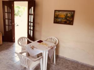 Dining area sa holiday home