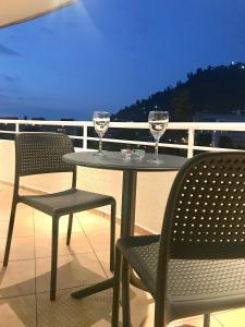Un balcón o terraza de Providencia Plaza