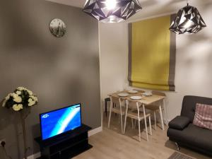 A television and/or entertainment centre at Vetrelax Chelmsford Gemini Apartment