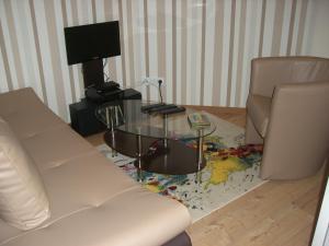Телевізор і / або розважальний центр в Villa Moeller
