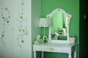 Kamar mandi di Nila Kandi Studio @Beverly Dago Apartement