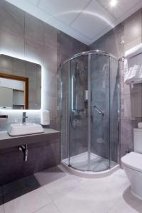 Casa Gloria Apartmentsにあるバスルーム