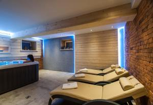 Spa and/or other wellness facilities at Willa Jarosta